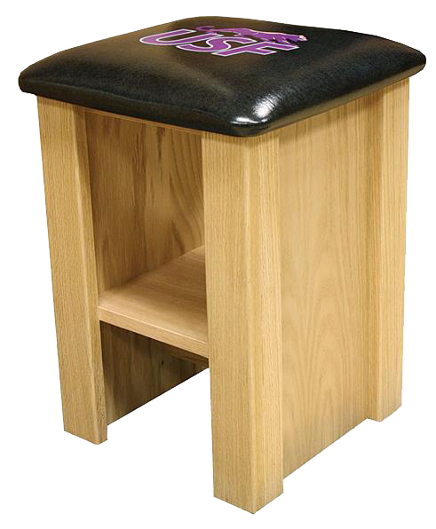 Premium Wood Stool